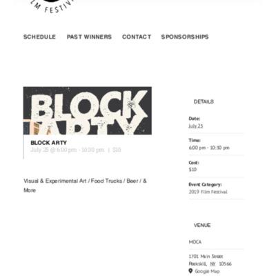 Block Arty – Peekskill Film Festival.pdf