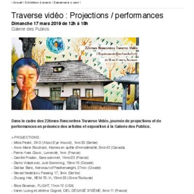 Traverse vidéo _ Projections _ performances _ les Abattoirs.pdf
