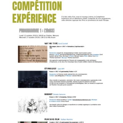 Nicefilmfestival2018 | Compétition Expérience.pdf