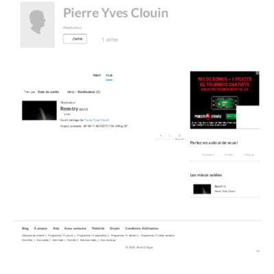 Pierre Yves Clouin - Reentry - SensCritique.pdf