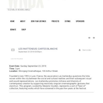 Les Inattendus- Cartes Blanche — WNDX Festival of Moving Image.pdf